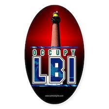 OccupyLBI... Decal