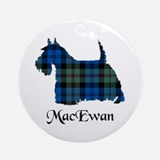 Terrier - MacEwan Ornament (Round)
