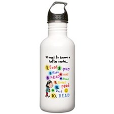 Read Better Water Bottle
