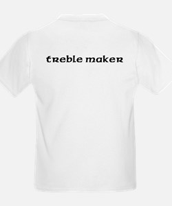 Hard Shoes TREBLE MAKER Kids T-Shirt
