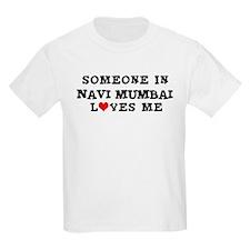 Someone in Navi Mumbai Kids T-Shirt
