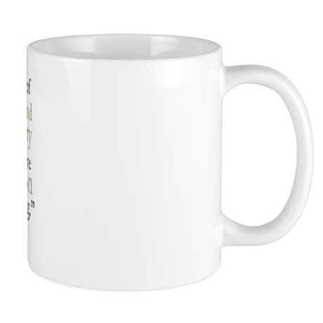 For Banking Quote Mug