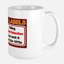 Natural Selection Mug
