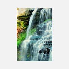 WATERFALL ART Rectangle Magnet (10 pack)