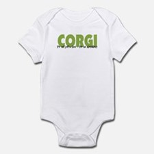 Corgi ADVENTURE Infant Bodysuit