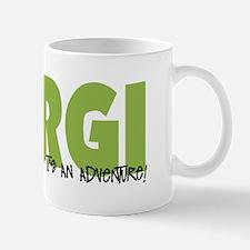 Corgi ADVENTURE Mug