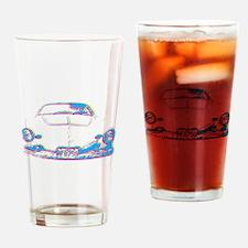 Havana in 3D - Car Drinking Glass