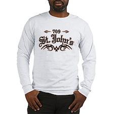 St. John's 709 Long Sleeve T-Shirt