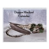 Dragon Wall Calendars