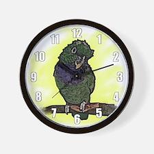 Maxi Pionus Art Wall Clock