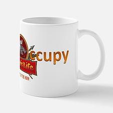 Rhino's Life Occupy Mug