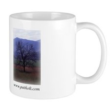 Smokey Mountain Tree Mug
