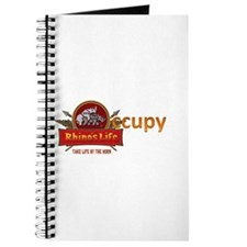 Rhino's Life Occupy Journal