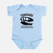 TYRANNOSAURS Infant Bodysuit