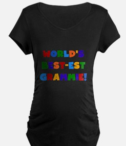 Grammie Bright Colors T-Shirt