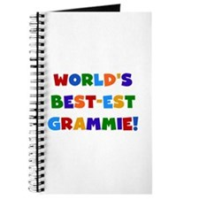 Grammie Bright Colors Journal