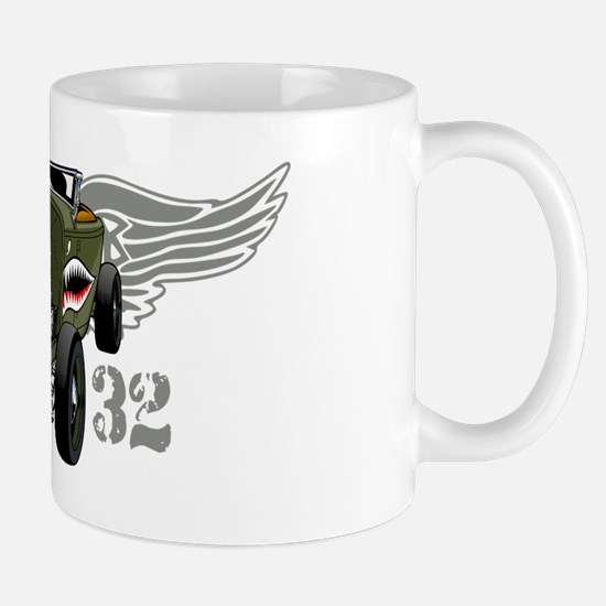 Flying Tiger 32 Deuce Tribute Mug