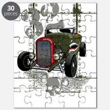 Flying Tiger 32 Deuce Tribute Puzzle