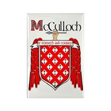 McCulloch Coat of Arms Rectangle Magnet