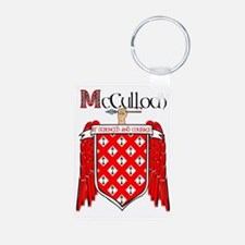 McCulloch Coat of Arms Keychains
