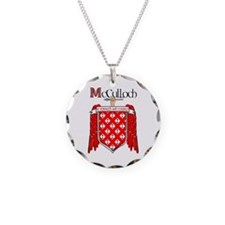 McCulloch Coat of Arms Necklace