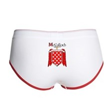 McCulloch Coat of Arms Women's Boy Brief