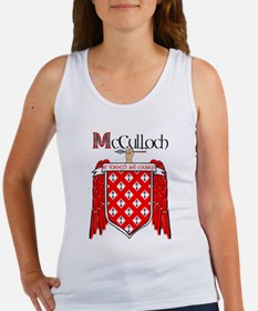 McCulloch Coat of Arms Women's Tank Top