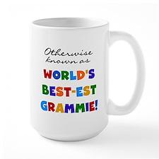 Otherwise Known Best Grammie Ceramic Mugs