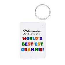 Otherwise Known Best Grammie Keychains