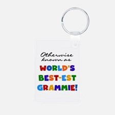 Otherwise Known Best Grammie Keychains