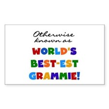 Otherwise Known Best Grammie Decal