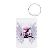 Crystal Dancer Keychains