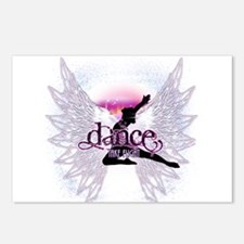 Crystal Dancer Postcards (Package of 8)