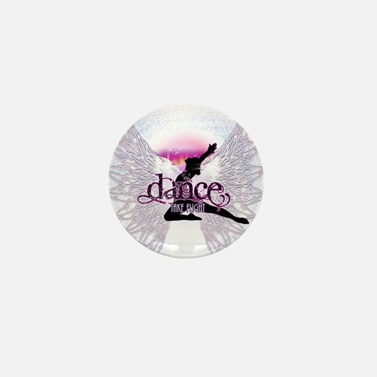 Crystal Dancer Mini Button