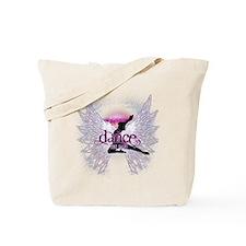 Crystal Dancer Tote Bag