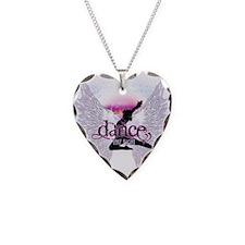 Crystal Dancer Necklace