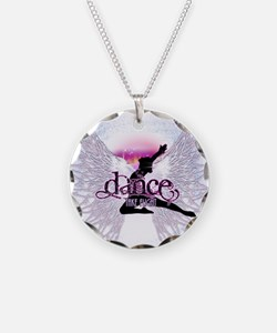 Crystal Dancer Necklace