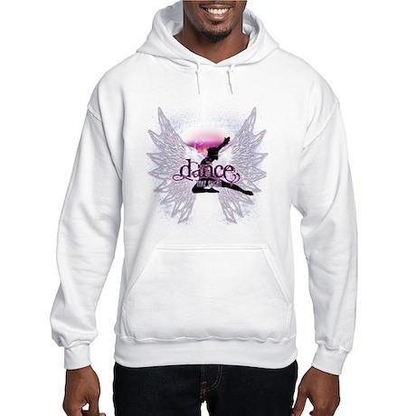 Crystal Dancer Hooded Sweatshirt
