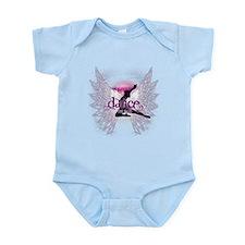 Crystal Dancer Infant Bodysuit