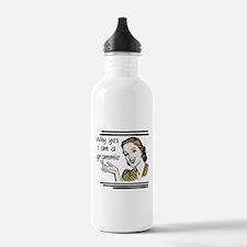 Retro Grammie Water Bottle