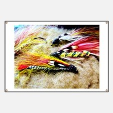FLY FISHING LURES Banner