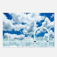 HEAVENS GATE Postcards (Package of 8)