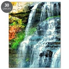 WATERFALL ART Puzzle