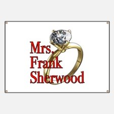 Army Wives Mrs. Frank Sherwood Banner