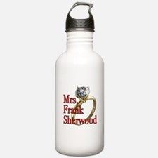 Army Wives Mrs. Frank Sherwood Water Bottle