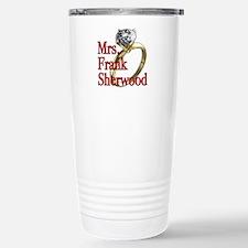 Army Wives Mrs. Frank Sherwood Travel Mug