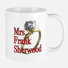 Army Wives Mrs. Frank Sherwood Mug