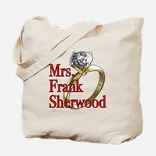 Army Wives Mrs. Frank Sherwood Tote Bag