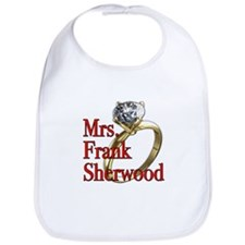 Army Wives Mrs. Frank Sherwood Bib