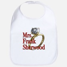 Army Wives Mrs. Frank Sherwood Bib